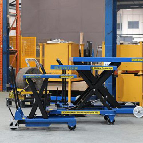 Hydraulic Lift Tables - Image