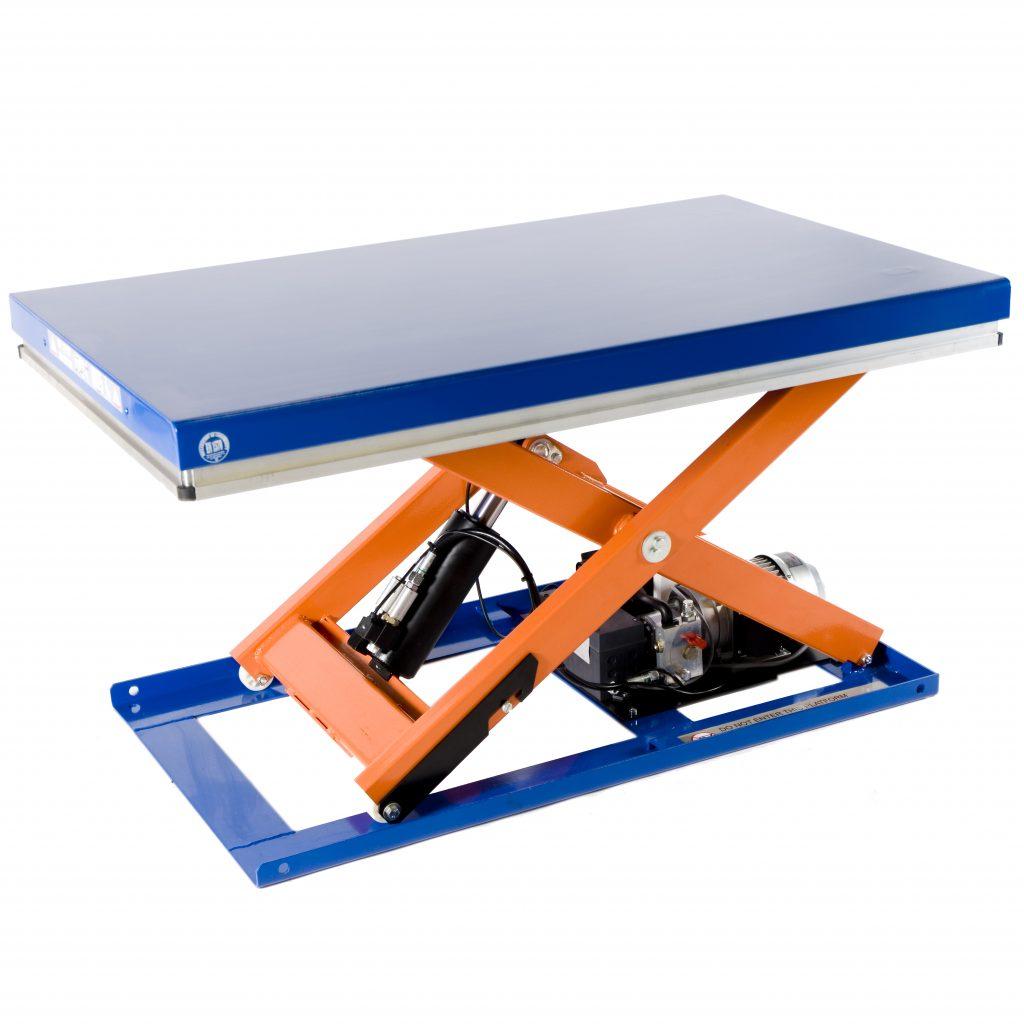 1000kg Heavy Duty Scissor Lift Platform