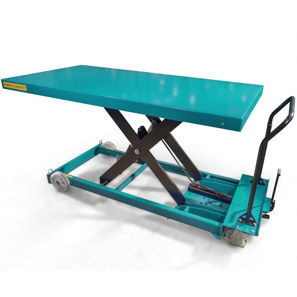 1000kg Scissor Lift Table Large Platform
