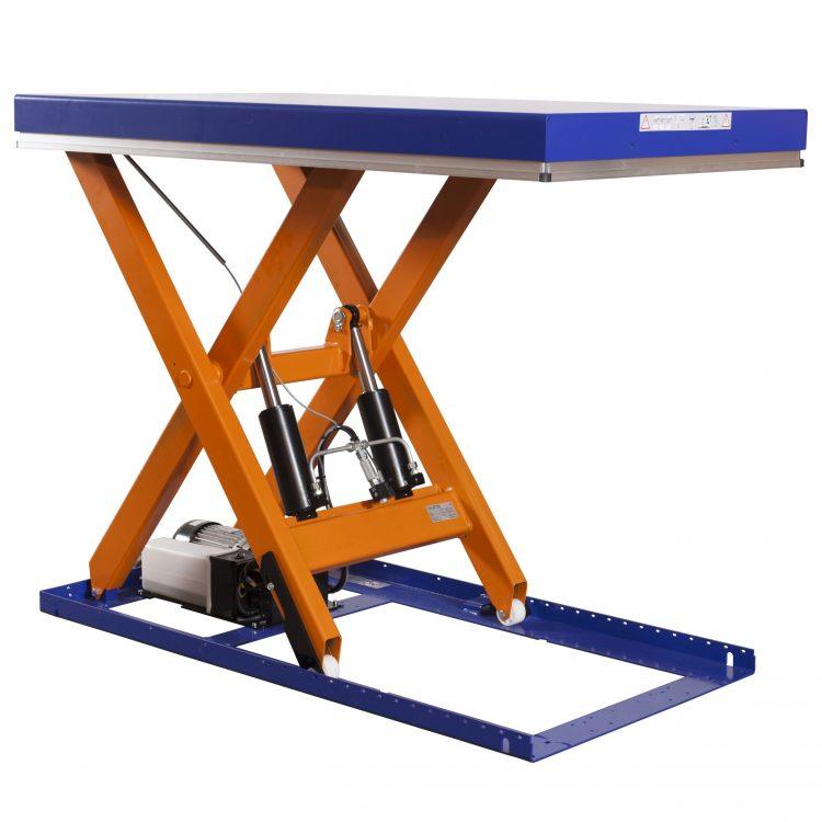 Scissor Lift Platform – 1500kg - Image