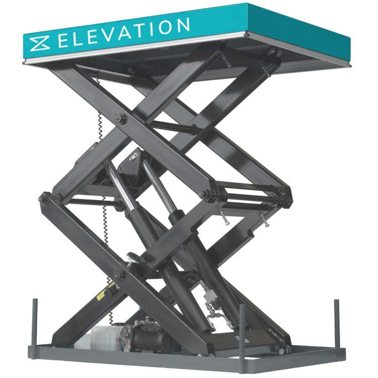 Industrial Scissor Lift – 2000kg - Image