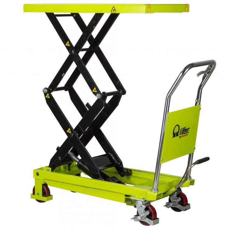 350kg Mobile Scissor Lift Table - Image