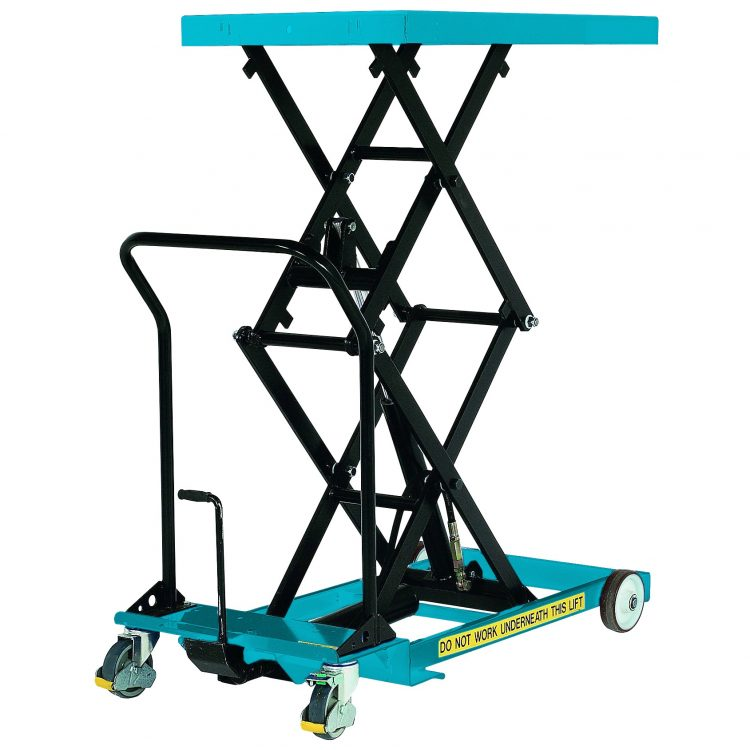 450kg Hydraulic Lift Table - Image