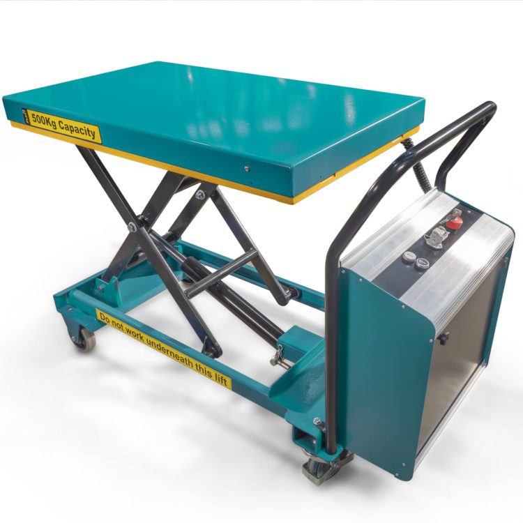 500kg Electric Lift Trolley - Image