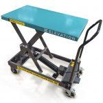 500kg Hydraulic Scissor Lift Trolley
