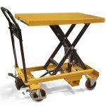500kg Scissor Trolley Lift Table
