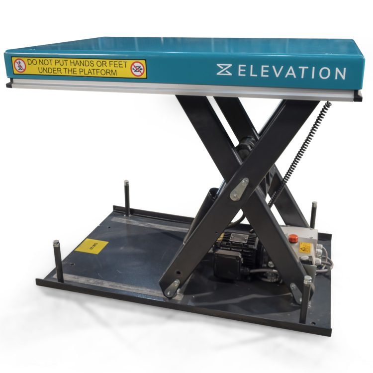 Small Scissor Lift Table – 500kg - Image