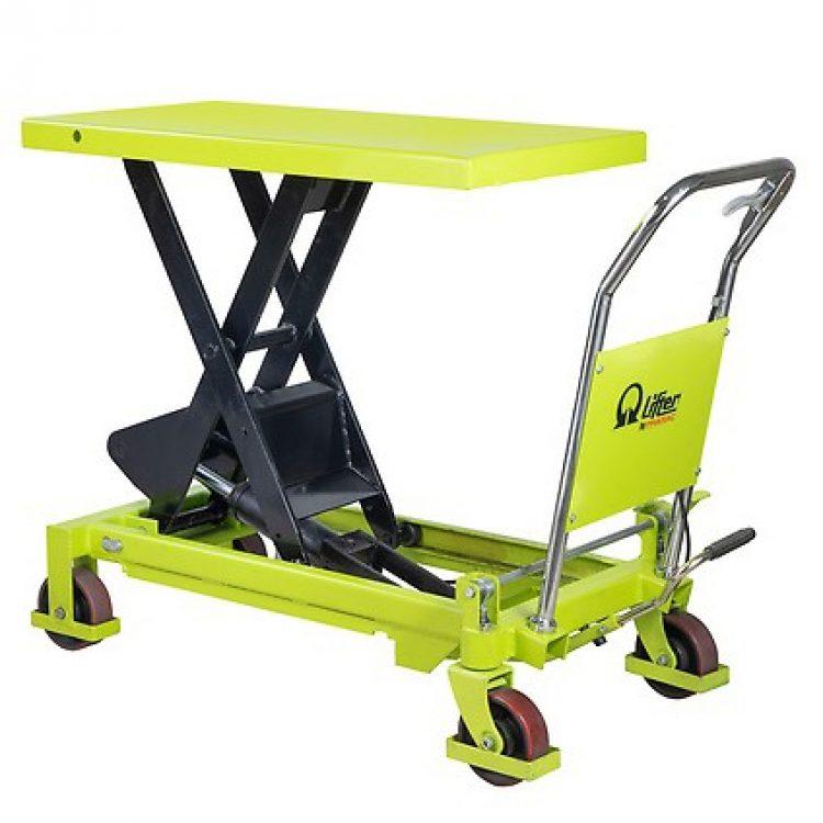 800kg Scissor Lift Trolley - Image