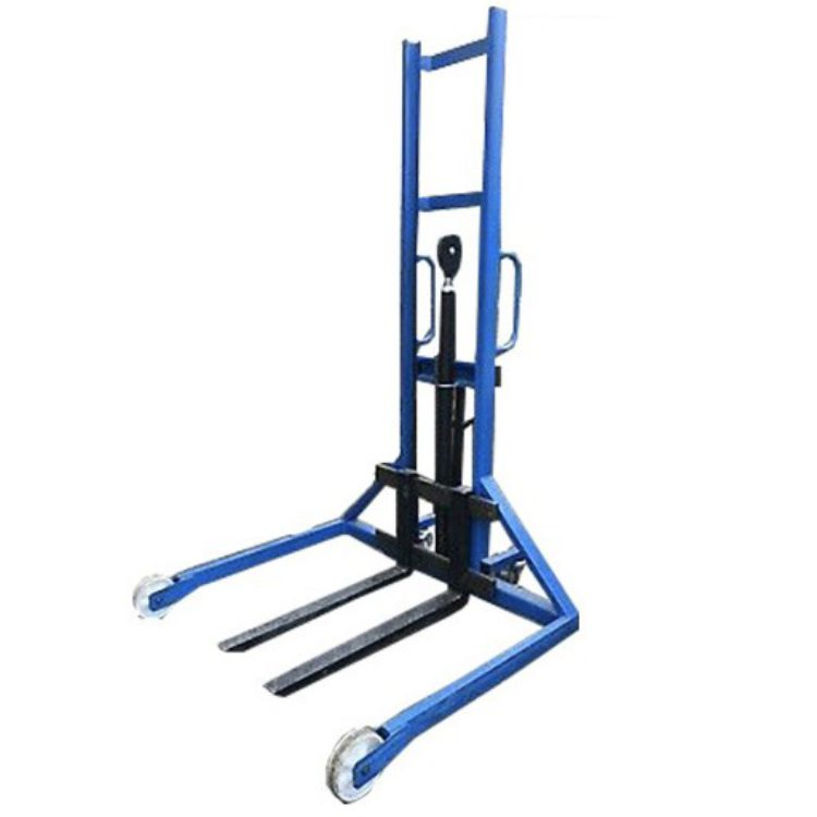 Manual Straddle Stacker Truck 1000kg - Image