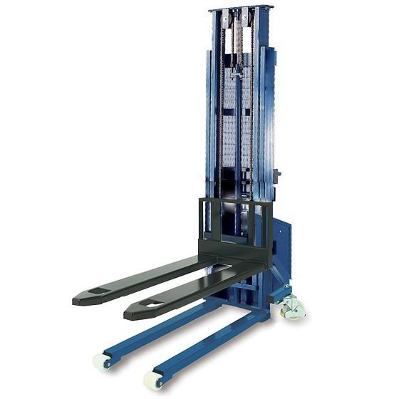 Britruck Semi Electric Pallet Stacker