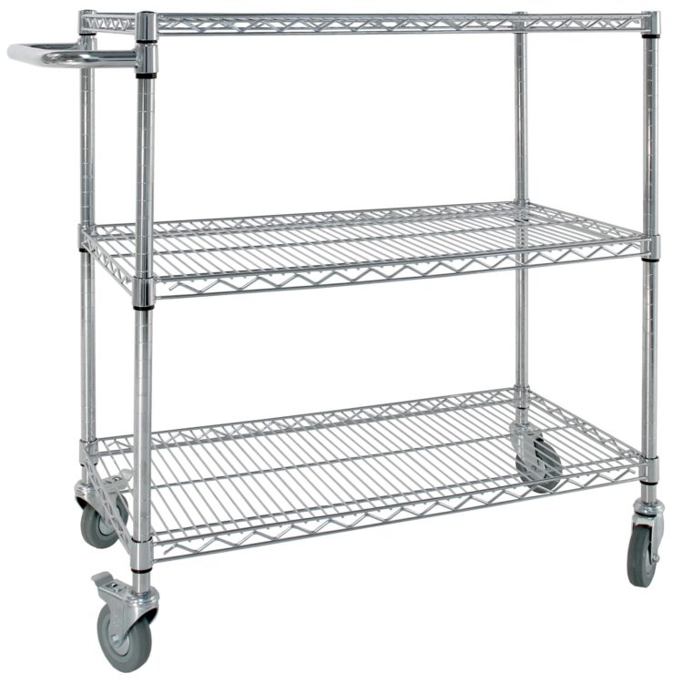 Chrome Trolley - Image