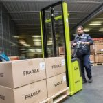 Pramac Electric Pallet Stacker 1200kg