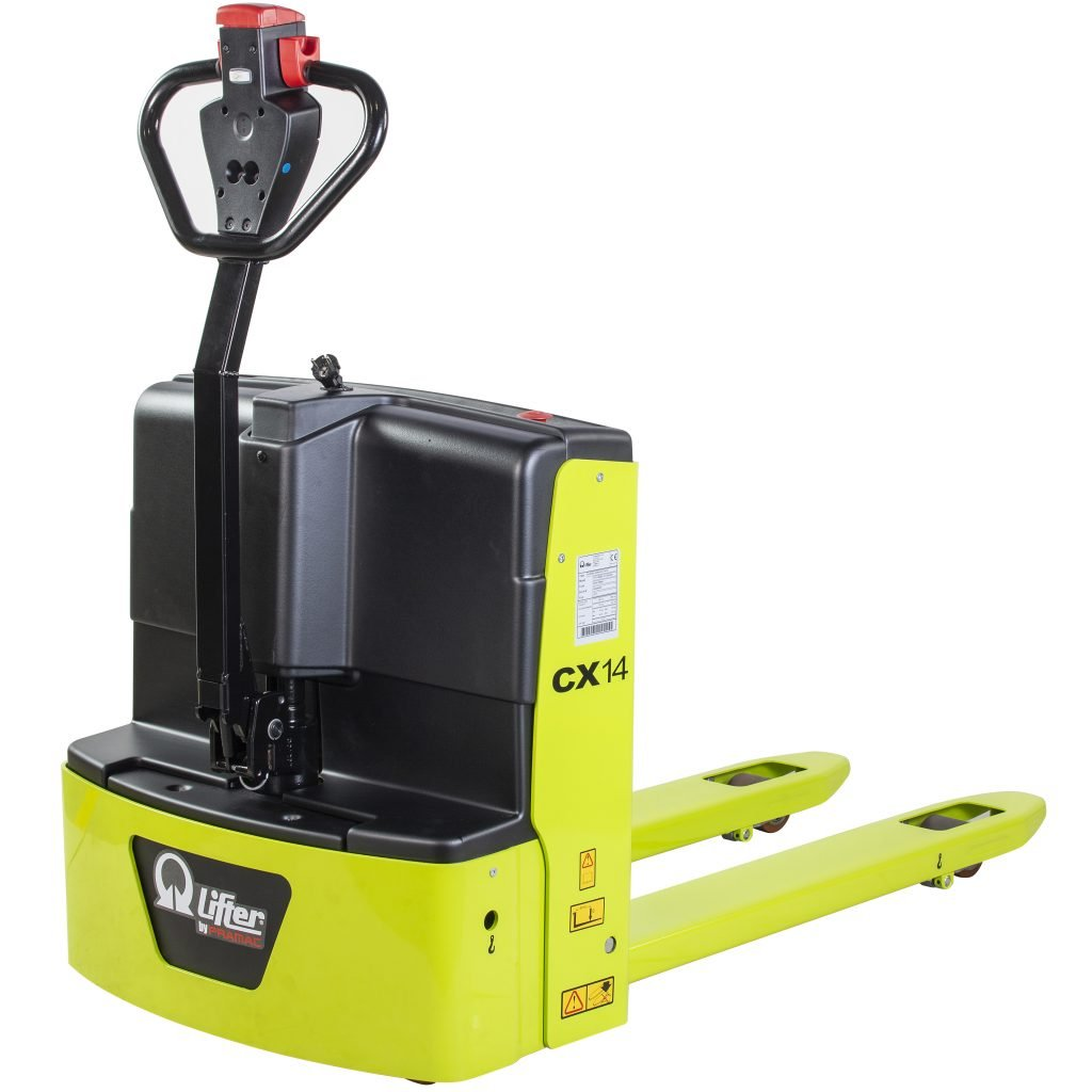 Electric Powered Pallet Truck 1400kg CX14