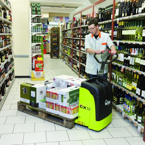 Electric Pallet Trucks - Image