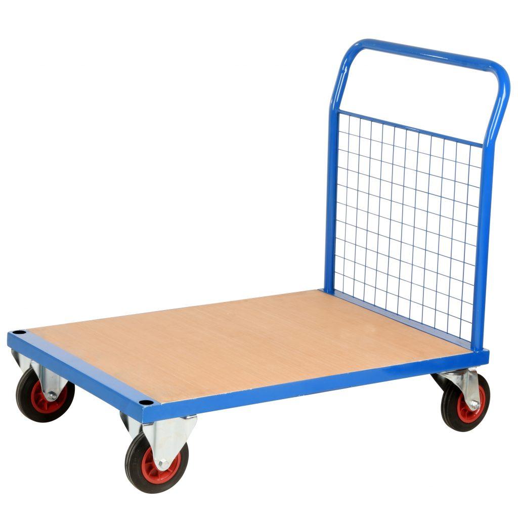 Heavy Duty Flat Bed Trolley 500kg