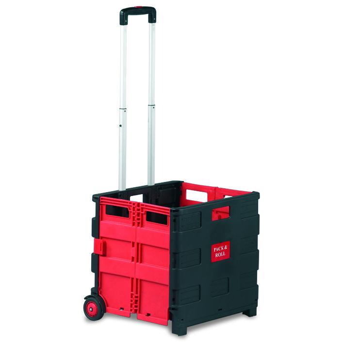 Folding Box Trolley 35kg