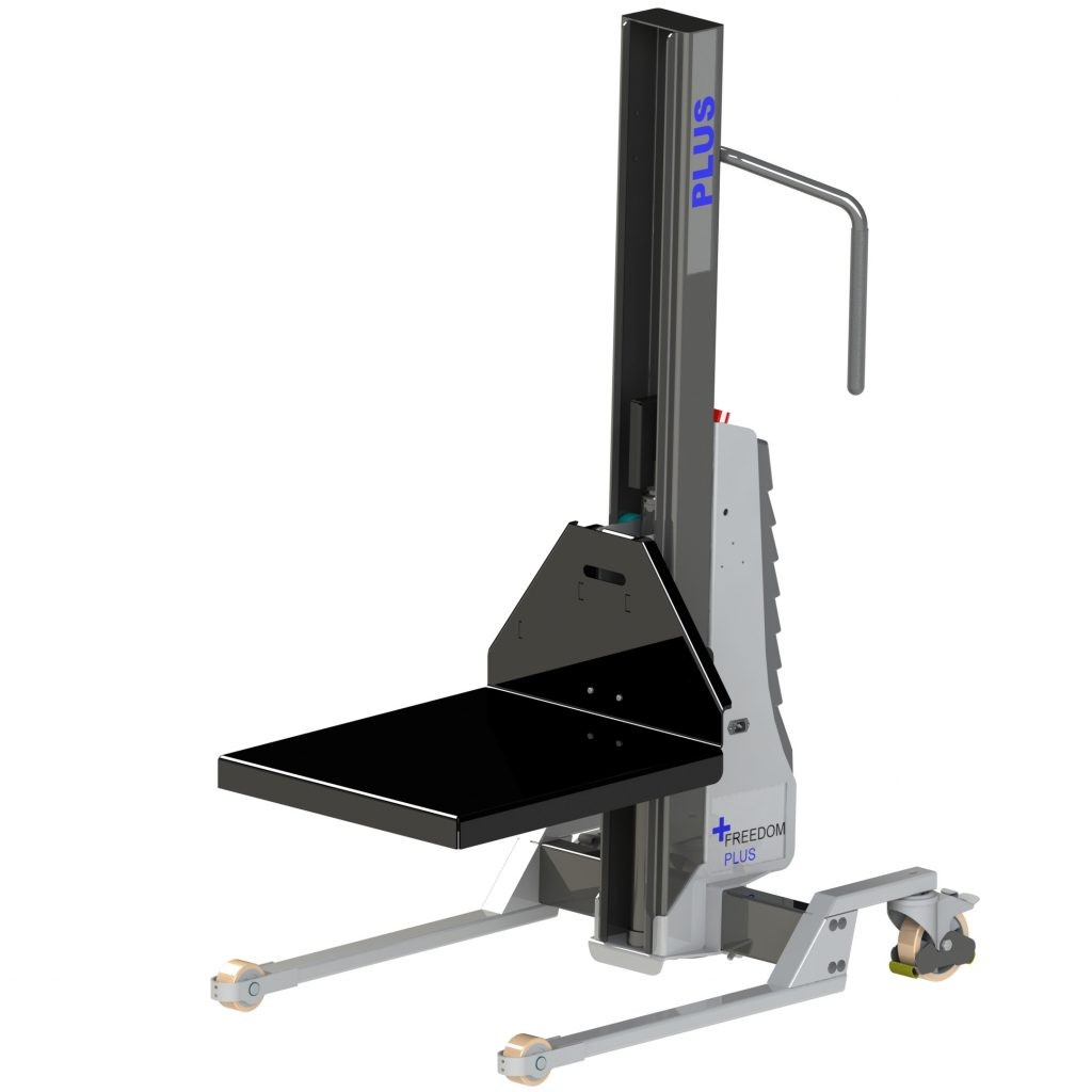 Mini Lifter with Platform Freedom Plus