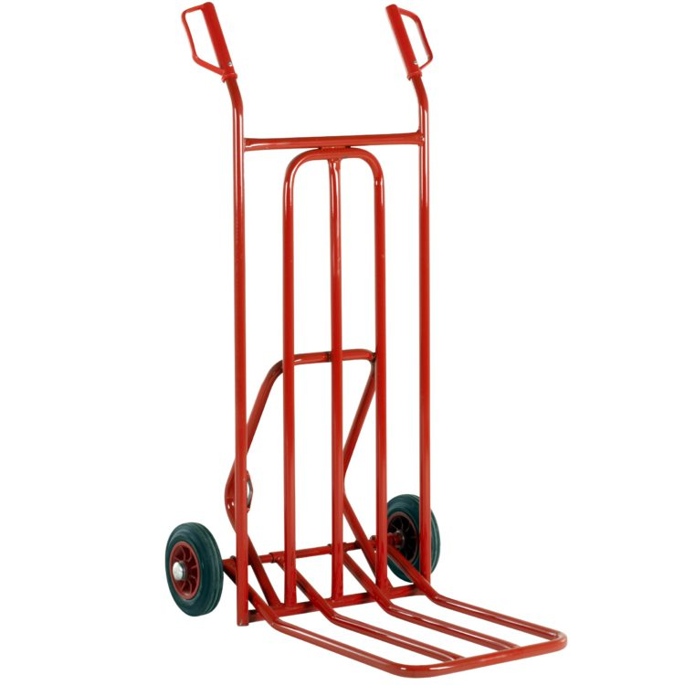 Heavy Duty Folding Sack Truck - Image