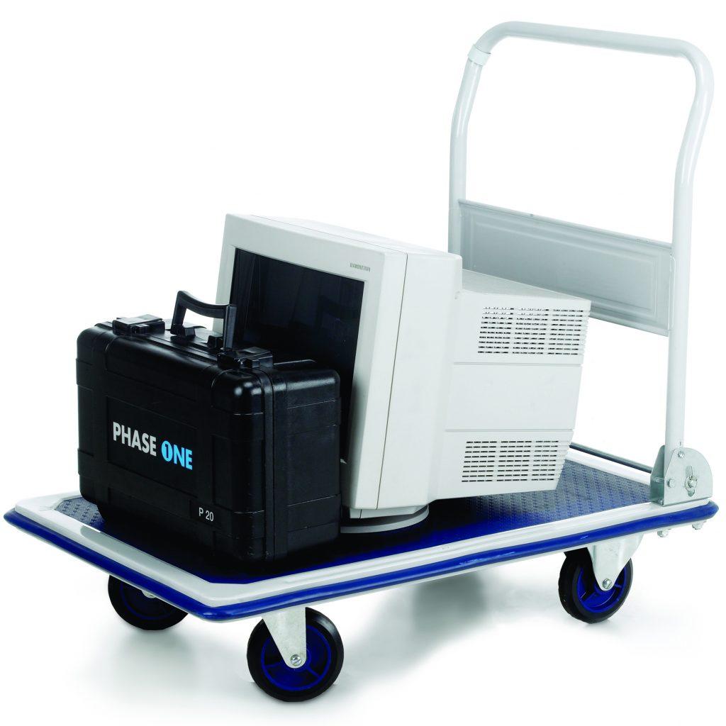 Heavy Duty Office Folding Trolley 300kg