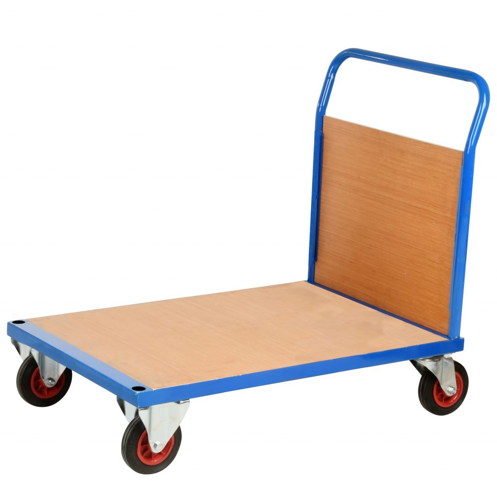 Heavy Duty Industrial Platform Trolley 500kg