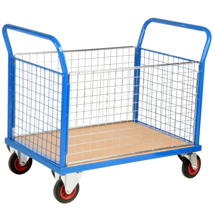 Heavy Duty Platform Trolley - Image