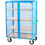 Heavy Duty Shelf Trolley 3 Tier
