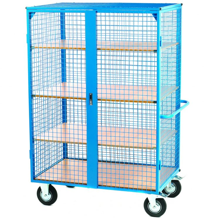Heavy Duty Shelf Trolley - Image
