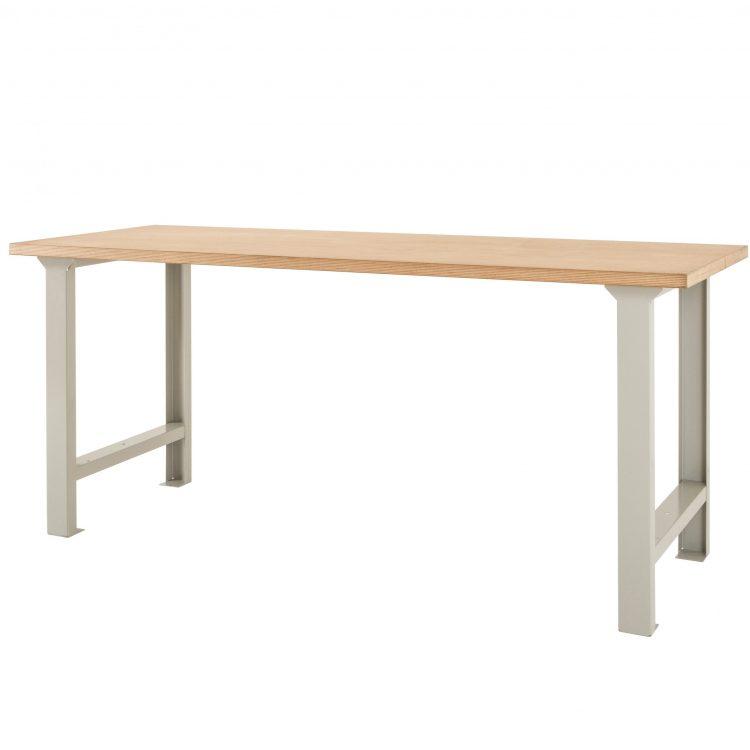 Heavy Duty Wood Top Workbench - Image