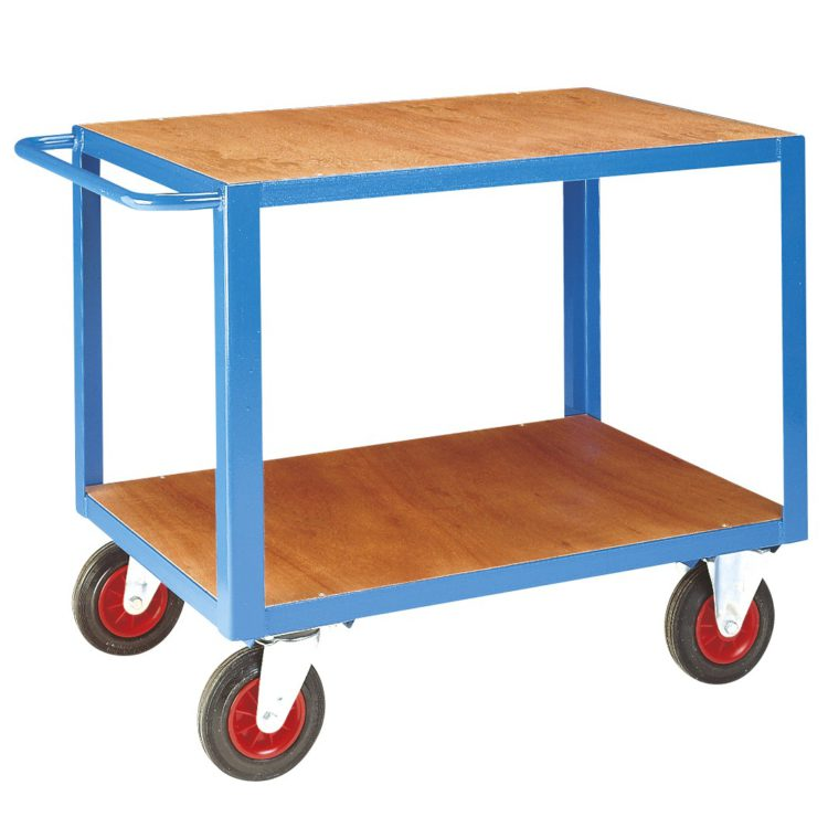 Warehouse Shelf Trolley - Image
