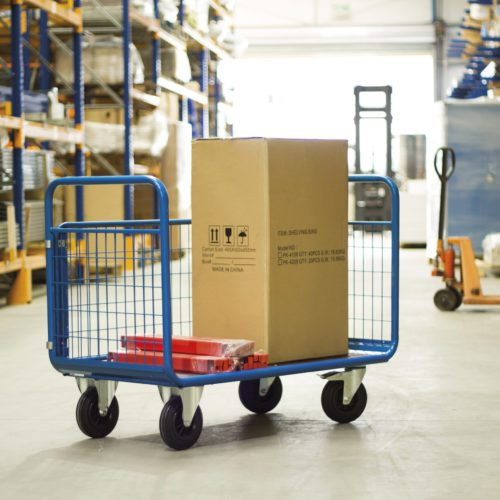 Heavy Duty Trolleys - Image