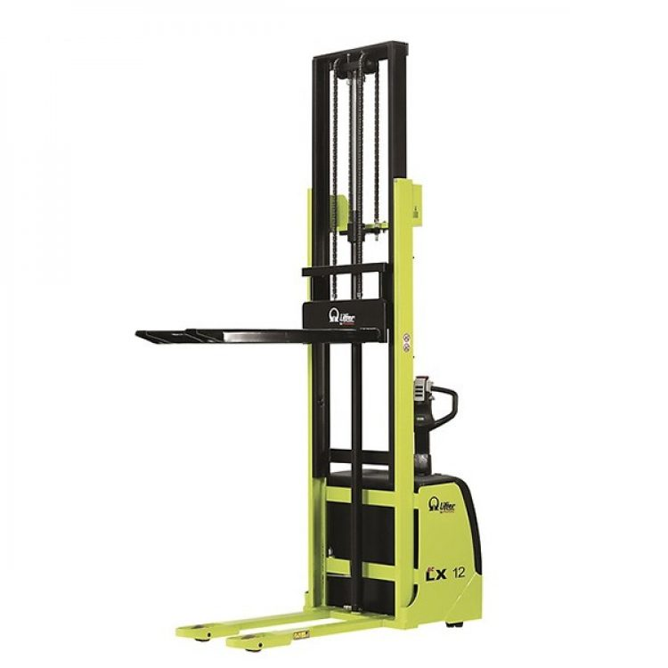 Pramac Battery Operated Pallet Stacker LX12 - Image