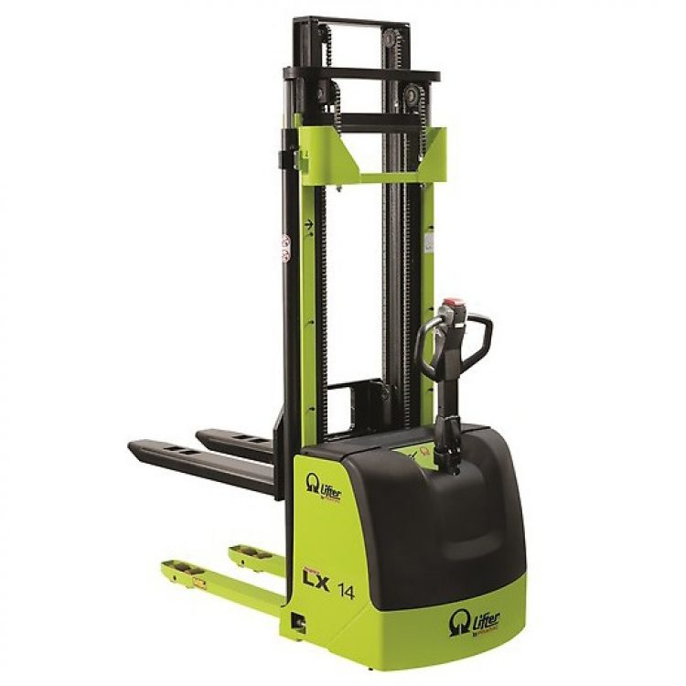 Pramac LX14 Electric Pallet Stacker - Image