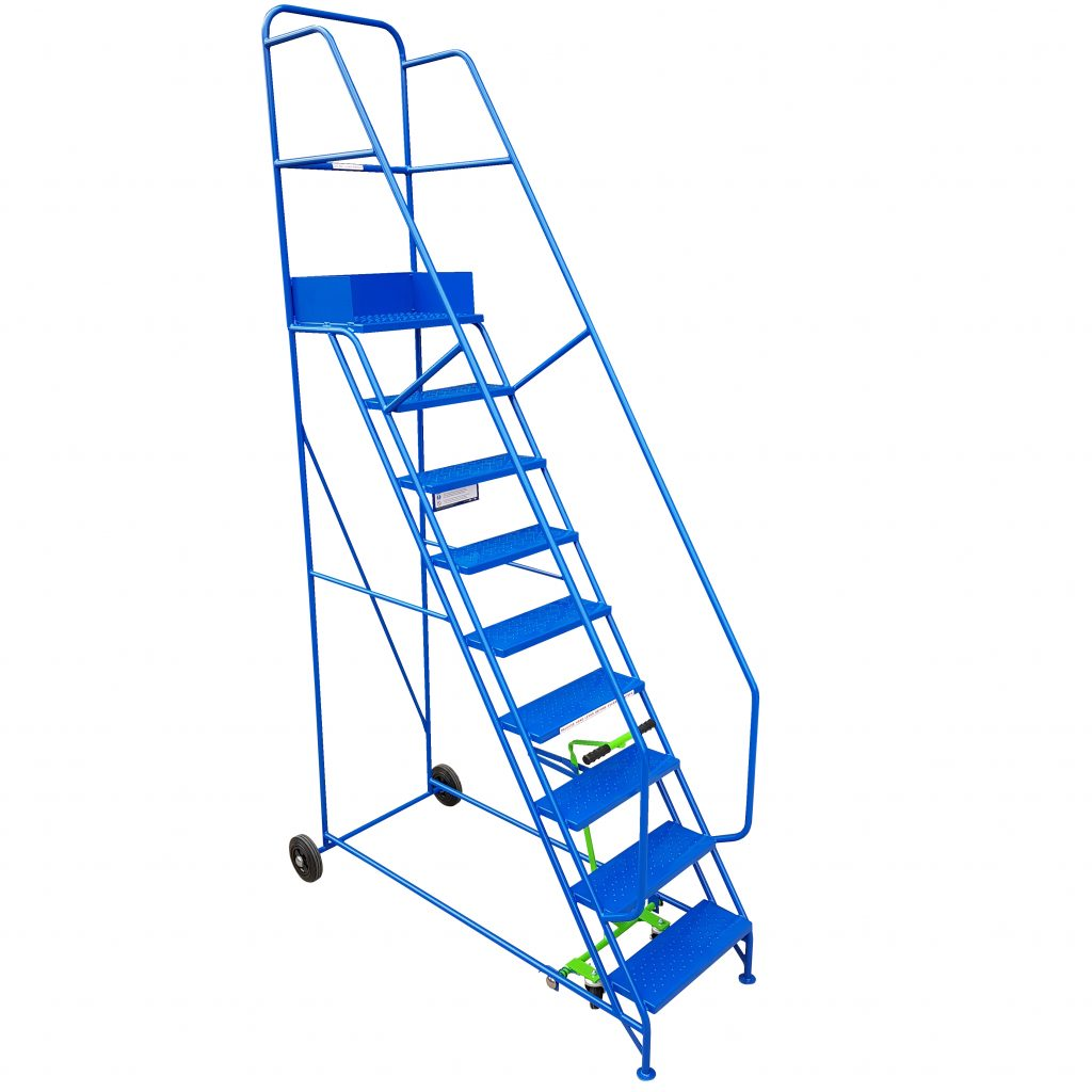 Industrial / Warehouse Rolling Stairs