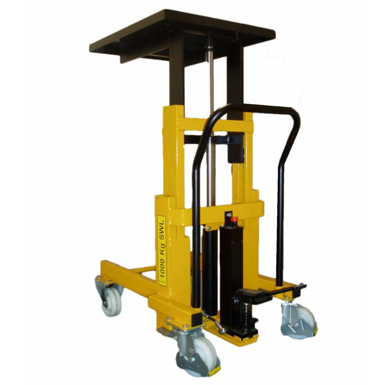 JCB Hydraulic Lifter – Heavy Duty 1400mm - Image
