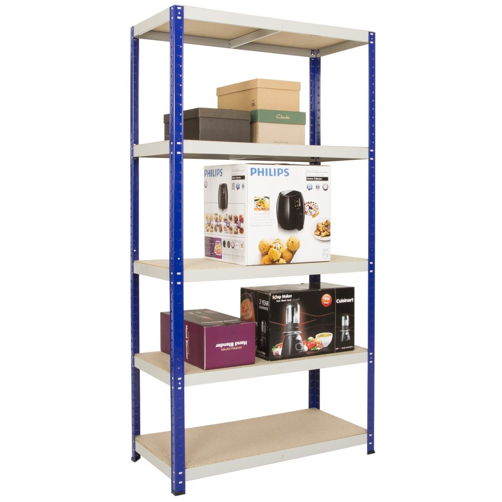 Garage & Storeroom Shelving Unit 175kg