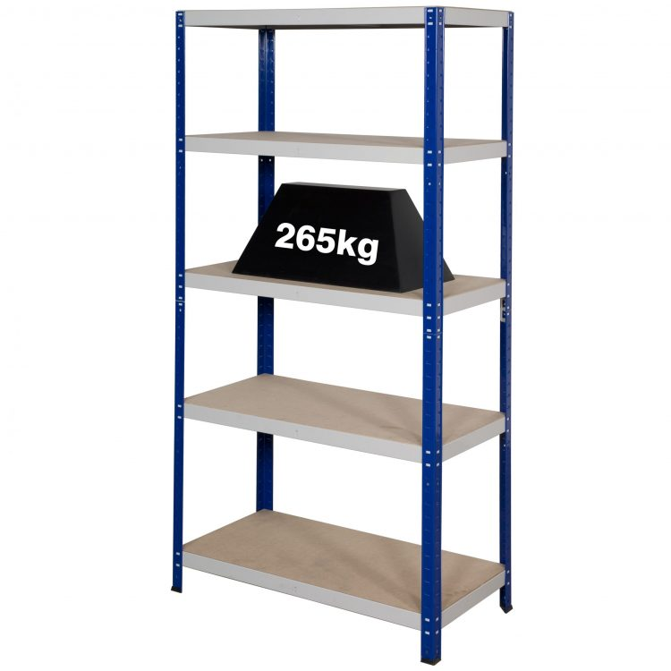 Garage Shelving Unit 265kg - Image