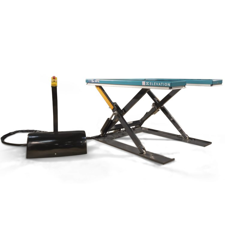 Low Profile U Shape Scissor Lift - Image