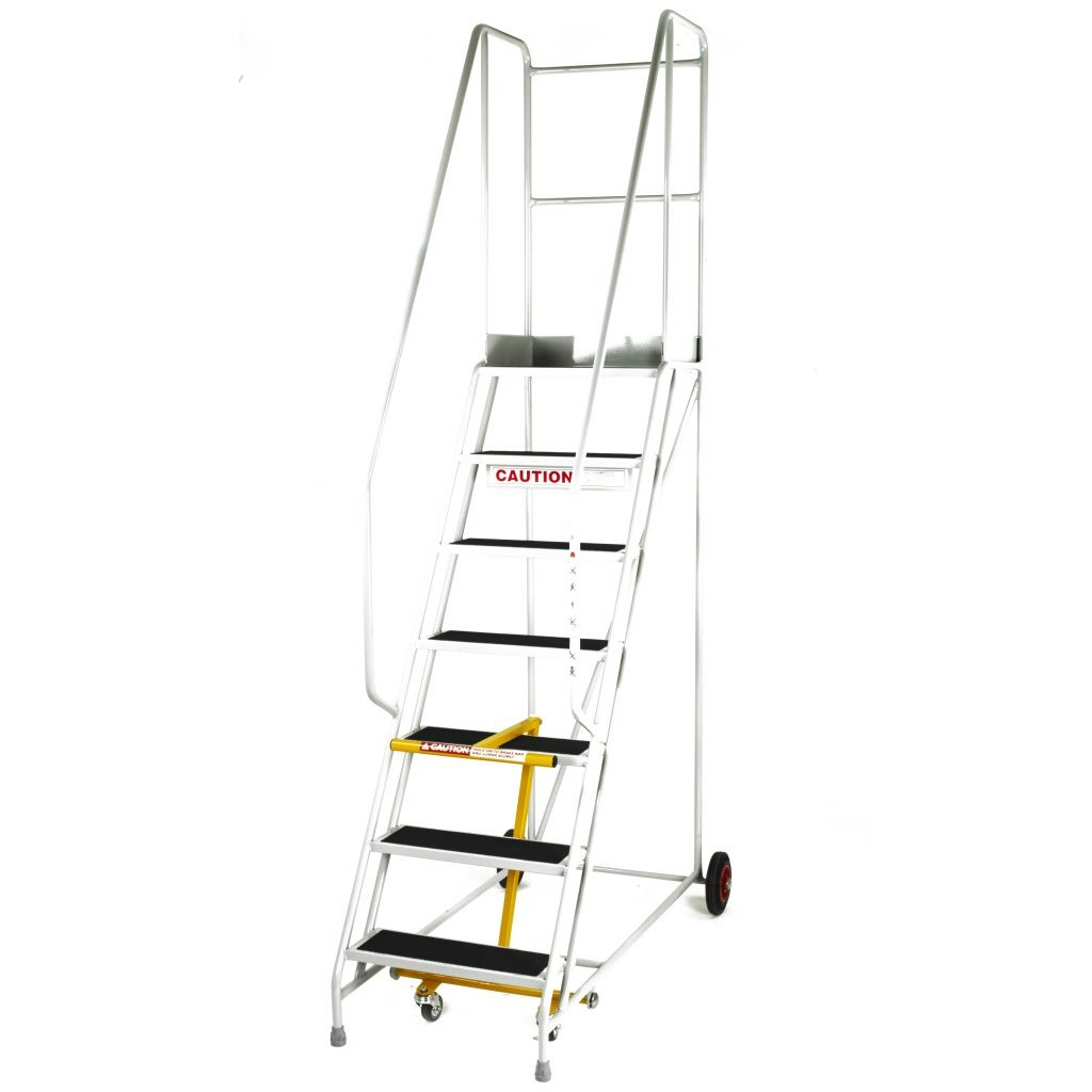 Industrial Mobile Warehouse Steps