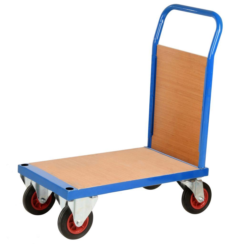 Small Platform Truck Trolley