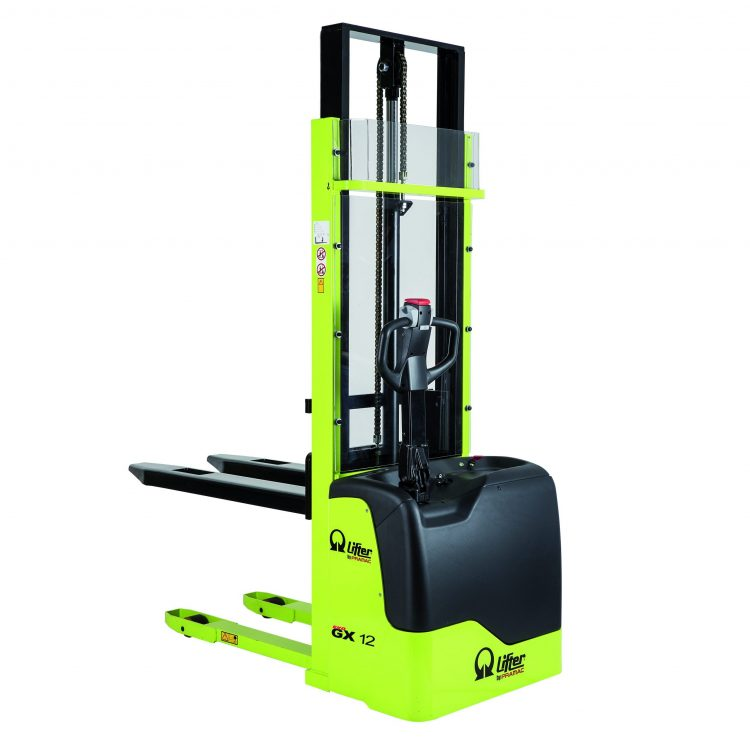Pramac GX12 Fully Electric Hand Forklift - Image