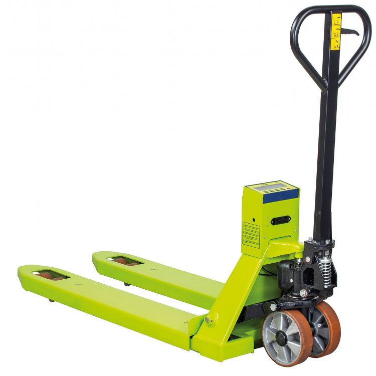 Weigh Scale Hand Pallet Truck - Image