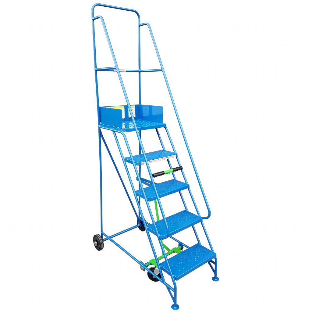 Rolling Stairs for Warehouse