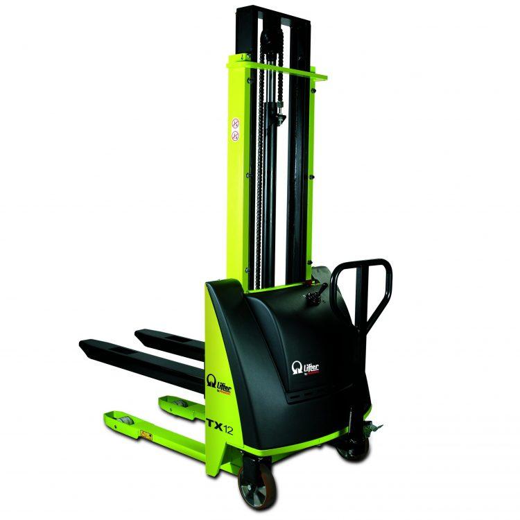 Pramac Semi Electric Pallet Stacker TX12 - Image