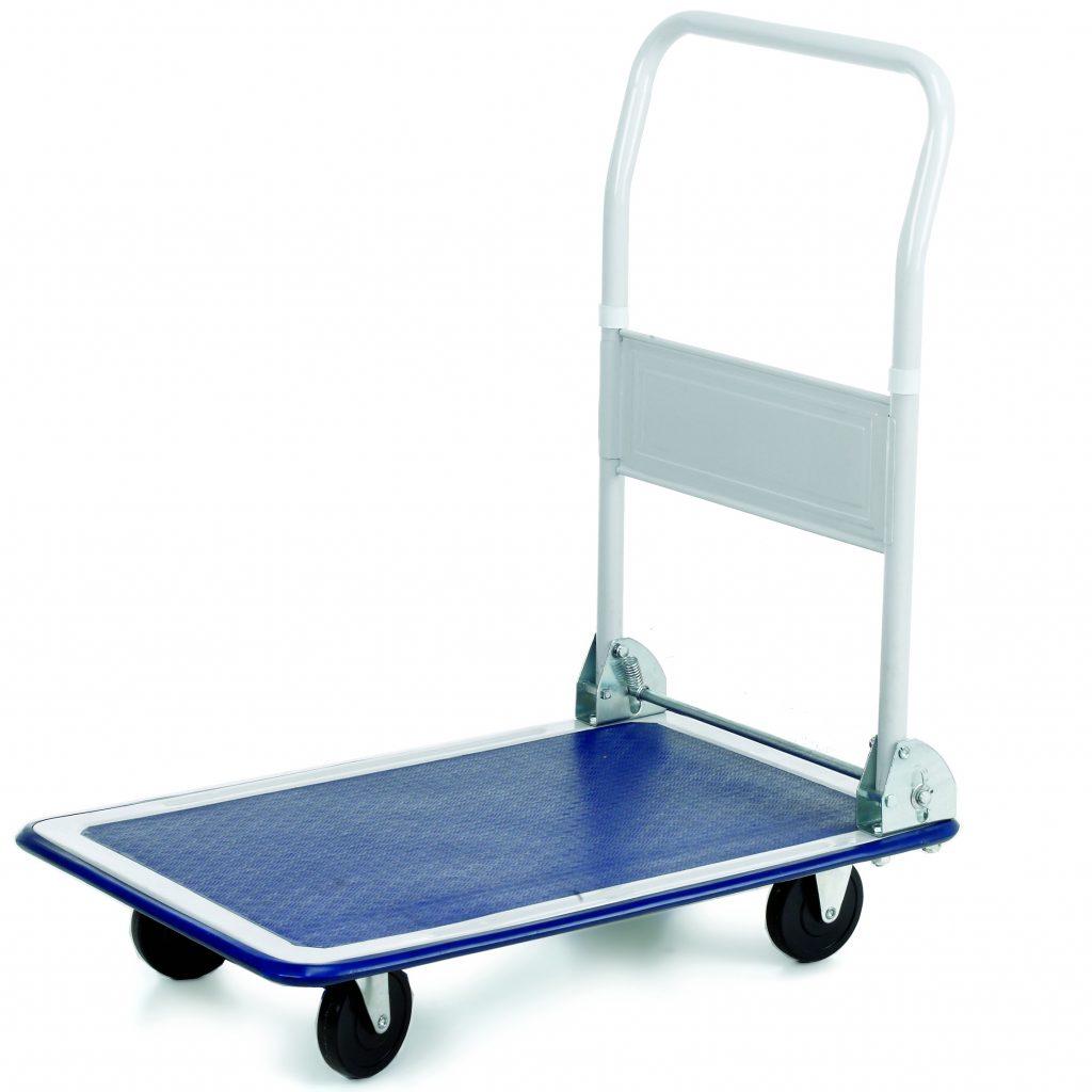 Standard Folding Flatbed Trolley 150kg
