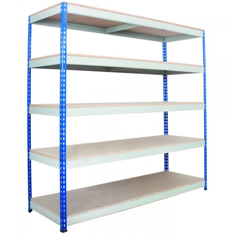 Industrial Shelving Unit - Image