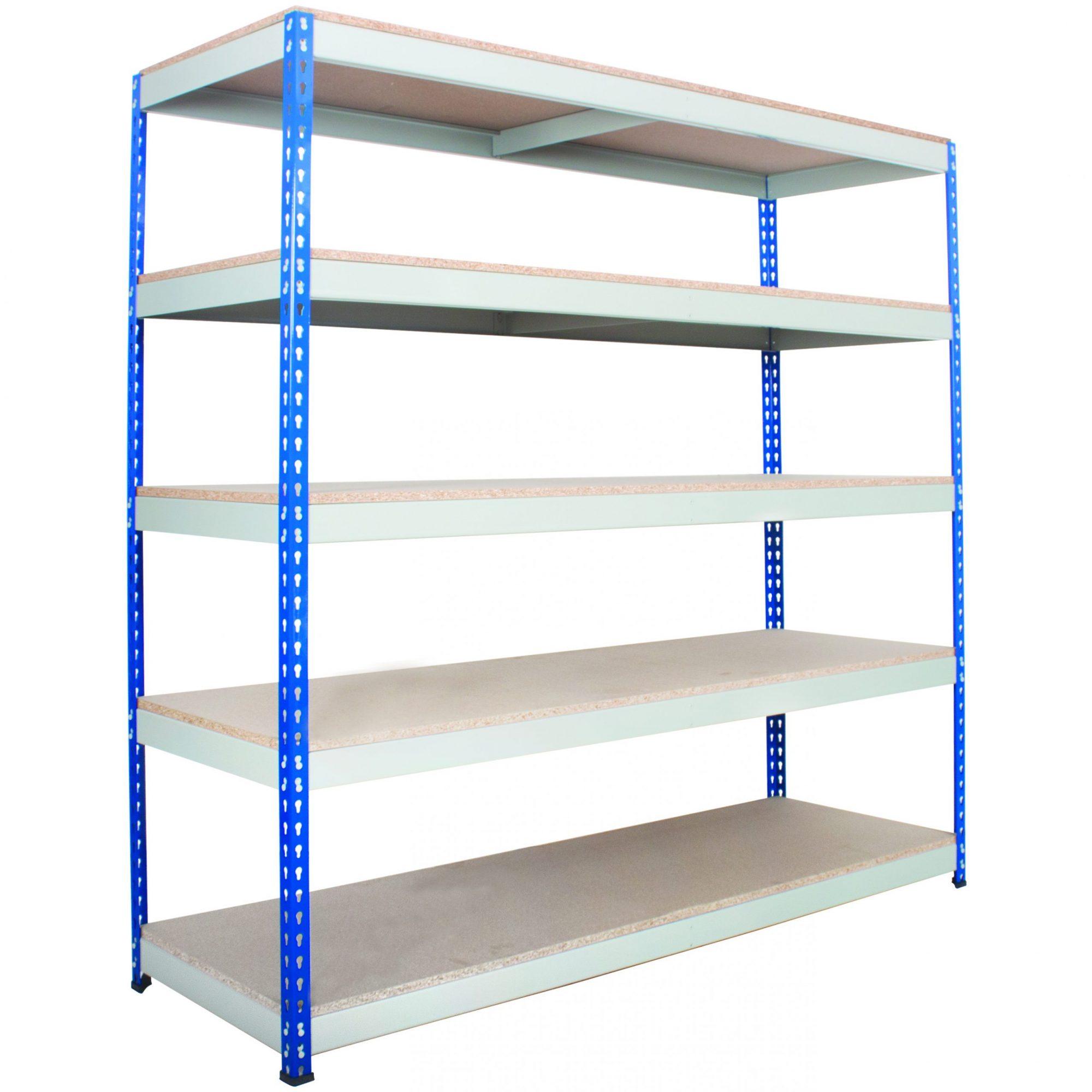 Industrial Shelving Unit Warehouse Storeroom Llm Handling
