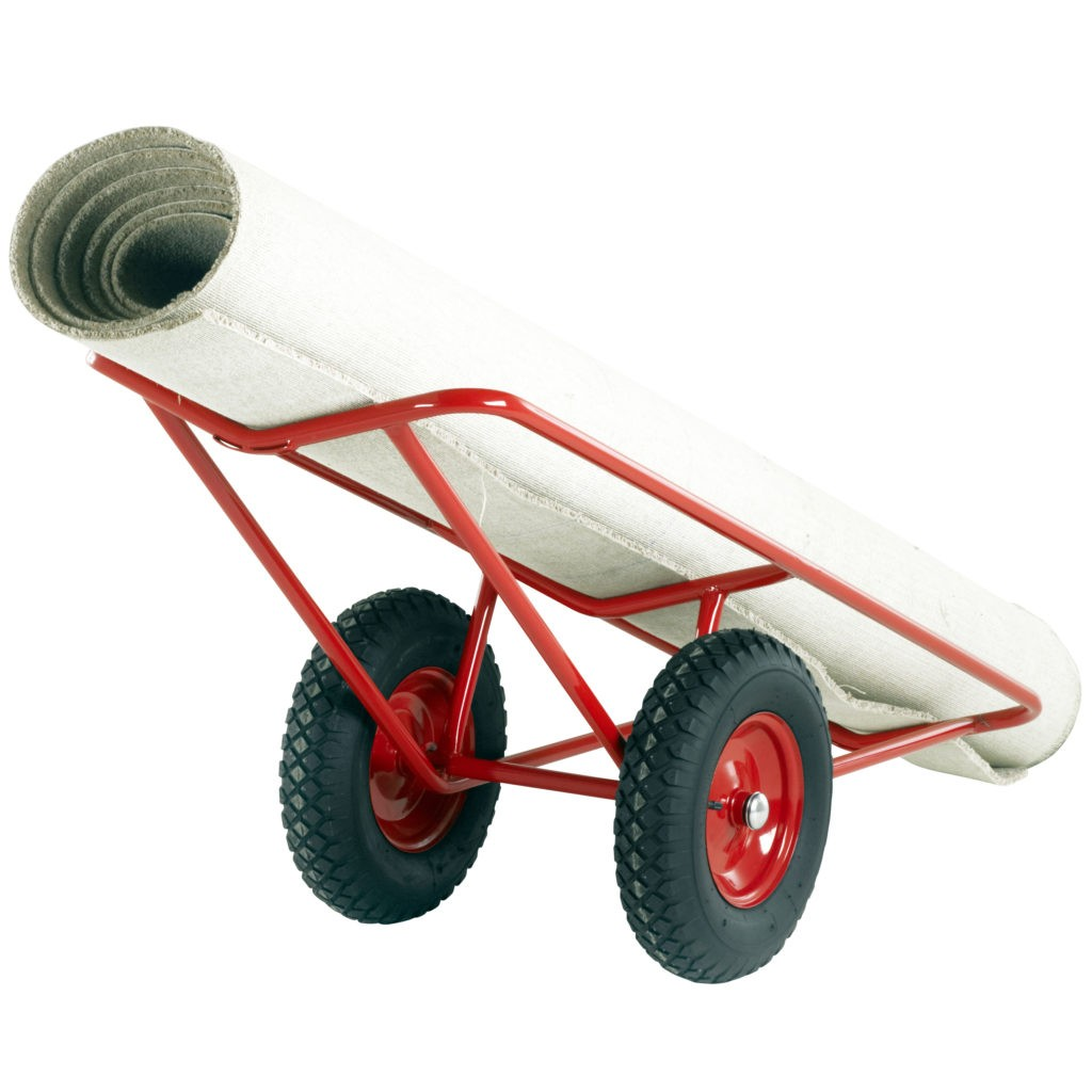 Carpet & Cylindrical Goods Trolley