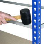 Garage Shelving Racks Assembly