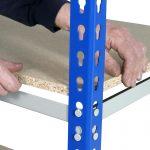 Garage Shelving Racks 5 Tier Assembly