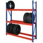 Tyre Rack Longspan Automotive Storage